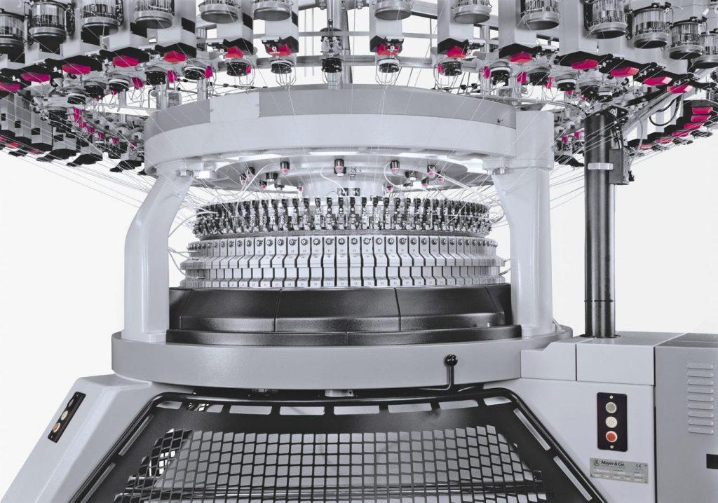 merino kniiting machine