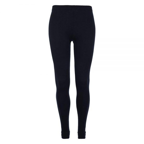 Merino Skins - Unisex Long John / Pant - Black
