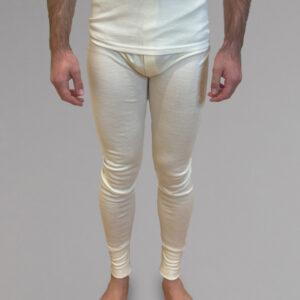 Front view of Thermo Fleece – Men's Long John – 100% Merino Wool