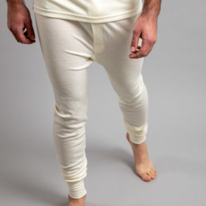 Front view of Thermo Fleece – Men's Long John – 100% Merino Wool