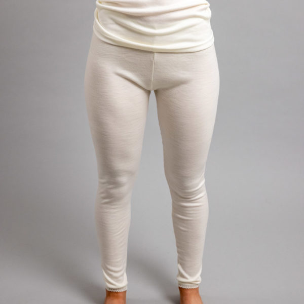 Thermo Fleece – Ladies Long John – 100% Merino Wool