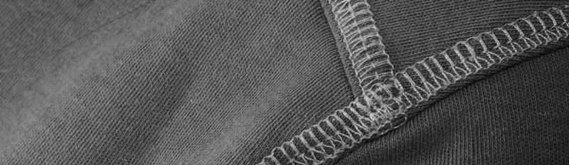 double knit or interlock fabric