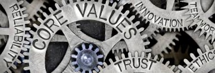 core values and trust